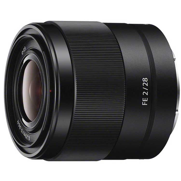 لنز سونی Sony FE 28mm f/2