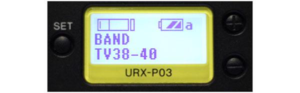 مشخصات فنی میکروفن سونی Sony UWP-D11 بی سیم