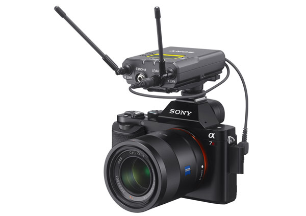 بررسی میکروفن سونی Sony UWP-D11