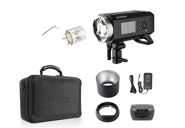قیمت فلاش پرتابل گودکس AD400 Pro
