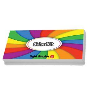 اسلایدر لایت بلاستر Color KIT