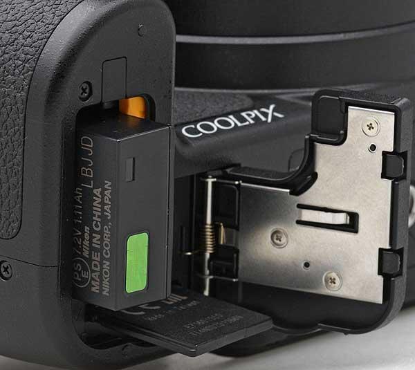 باتری دوربین p1000