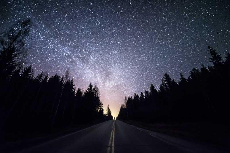 با چه تجهیزاتی میتوان عکسهای نجومی بهتری گرفت؟