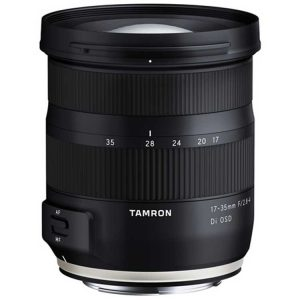لنز تامرون Tamron 17-35mm f/2.8-4 DI OSD for Canon EF
