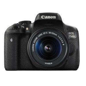 دوربین کانن EOS 750D Kit 18-55mm III