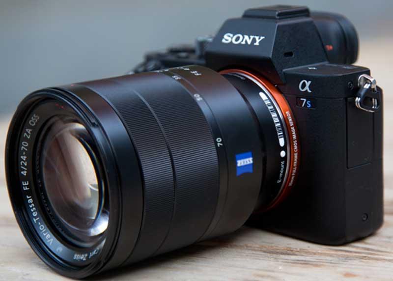 بهترین دوربین فیلمبرداری سونی