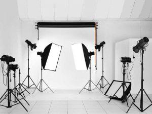 جزئیات عکاسی با فلاش استودیویی