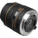 لنز نیکون Nikon AF10.5mm f/2.8G ED DX VR Nikkor