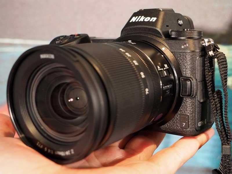 بررسی تخصصی دوربین بدونآینه نیکون Z7