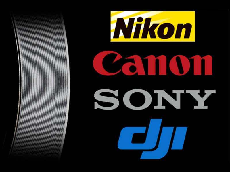 خلاصه خبرهای جدید از Canon،Sony و DJI