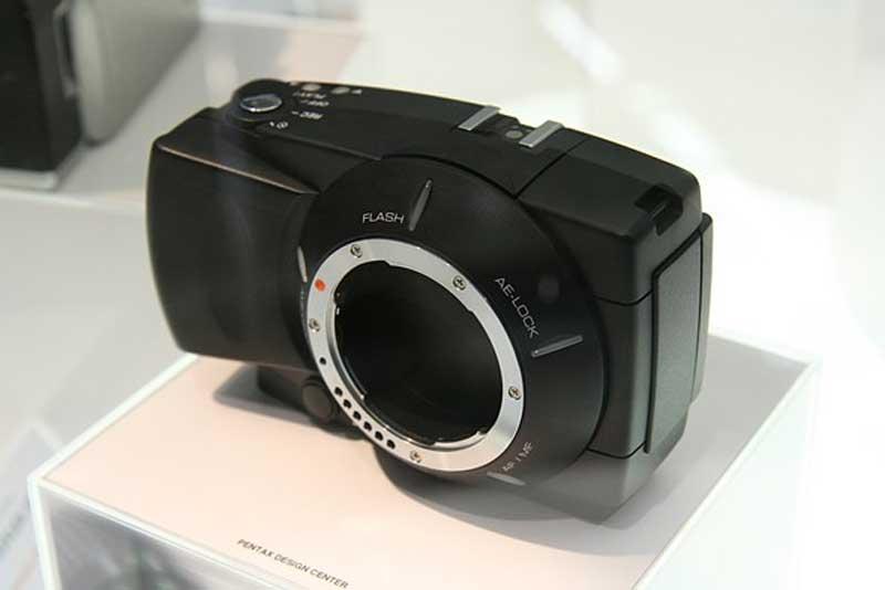 دوربینهای بدونآینه