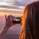 عکاسی با موبایل در سفر