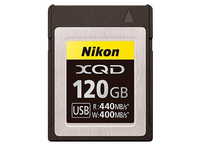 کارت حافظه XQD