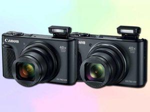 مقایسه دوربین کانن SX740 HS در برابر SX730 HS