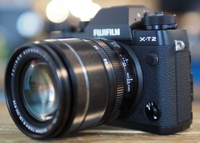 بهترین دوربین بدون آینه برای فیلمبرداری