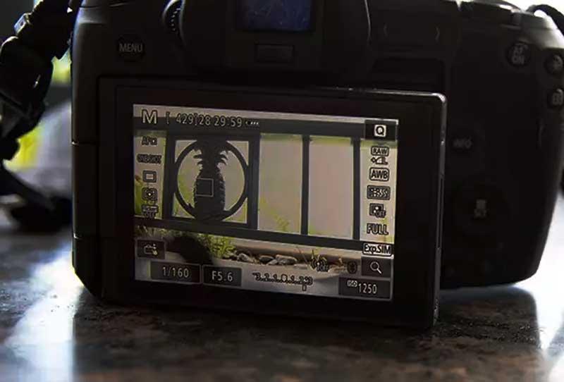 دوربین بدون آینه کانن R