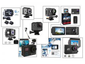 بهترین دوربینهای اکشن ورزشی