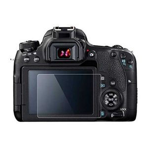 محافظ صفحه LCD Screen Protector for Canon 77D