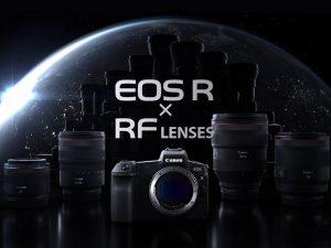 هر آنچه که باید درباره دوربین کانن R بدانید