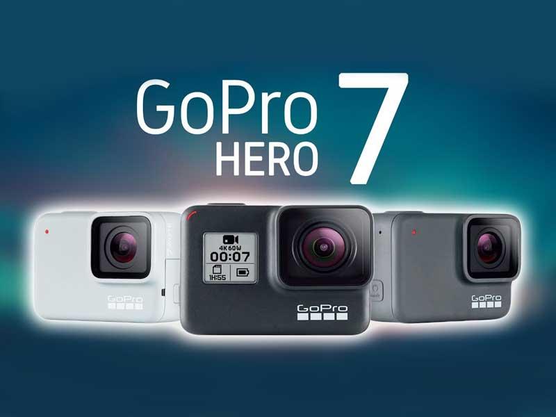 دوربین جدید گوپرو معرفی شد