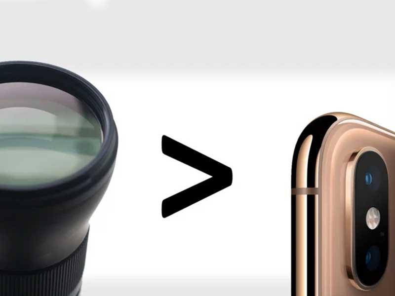 آیا دوربینهای موبایل رقیب دوربینهای عکاسی هستند؟