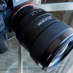 لنز سونی 24mm f/1.4 GM
