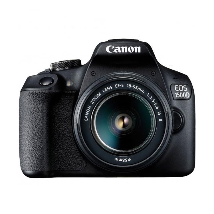 دوربین کانن EOS 1500D kit EF-S 18-55mm IS II