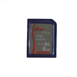 کارت حافظه SDHC 8GB C10 XTRA Plus