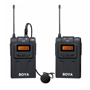میکروفن وایرلس بویا BOYA Microphone BY-WM6