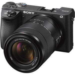 دوربین بدون آینه سونی a6500 kit 18-135mm