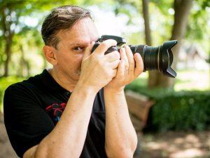 مشاهده با یک چشم،عکاسی با هر دو چشم