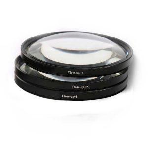 فیلتر عکاسی کلوزآپ 55mm Filter Set