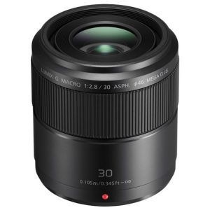 لنز پاناسونیک HS 30mm f/2.8