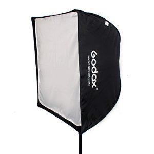 سافتباکس چتری گودکس Godox Portable 50x70cm Softbox for Speedlite