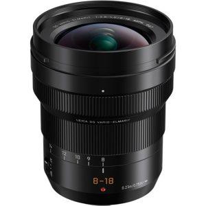 لنز پاناسونیک E 8-18mm f/2.8-4