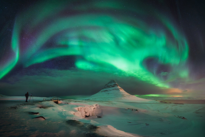 شفق قطبی چیست؟