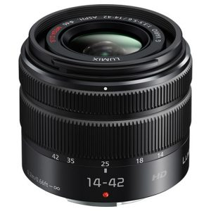 لنز پاناسونیک FS 14-42mm F/3.5-5.6