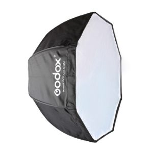 اکتاباکس چتری گودکس Godox 120cm Softbox Umbrella Brolly Reflector for Speedlight