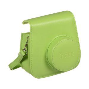 کیف دوربین چاپ فوری FUJIFILM MINI 9 green