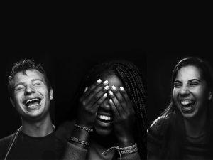 """مجموعه عکسی به نام""""زیبایی خنده"""""""