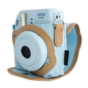 کیف فوجی FUJIFILM Camera Case for INSTAX Mini 9 Ice Blue