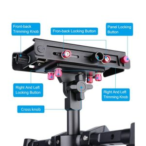 استابلایزر یلانگو Yelangu S300 Double Handheld stabilizer