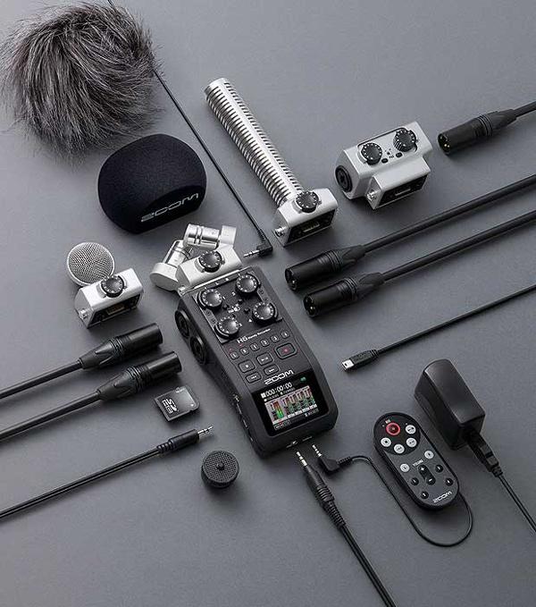 دستگاه ضبط صدا حرفه ای