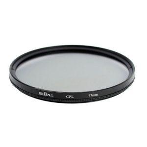 فیلتر عکاسی گرینل CPL 77mm