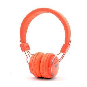 هدفون بی سیم Nia مدل Q8-851S نارنجی
