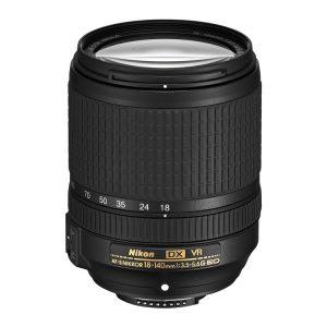 لنز نیکون Nikon AF-S DX NIKKOR 18-140mm f/3.5-5.6G ED VR No Box