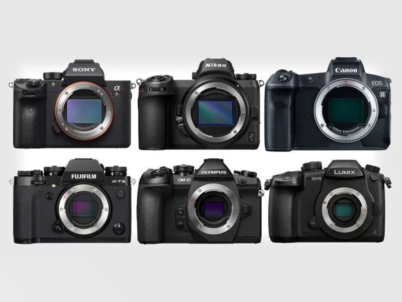 در سال ۲۰۱۹ دوربینهای بدونآینه به چه سمتی میروند؟