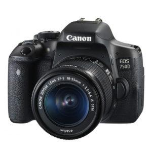 دوربین Canon EOS 750D دست دوم