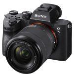 .دوربین بدون آینه سونی Sony Alpha a7 III Mirrorless kit 28-70mm