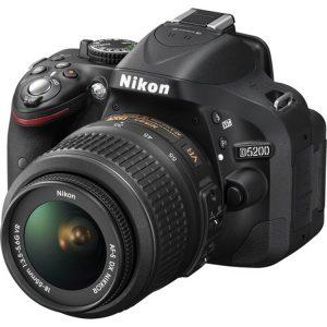 دوربین عکاسی نیکون Nikon D5200 Kit 18-55mm f/3.5-5.6G VR AF-S DX